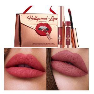 Charlotte Tilbury - Hollywood Lips Mini Duo